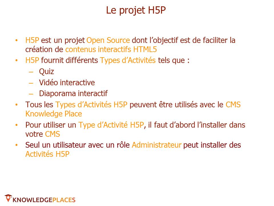 Installer et ajouter une activité H5P (2)