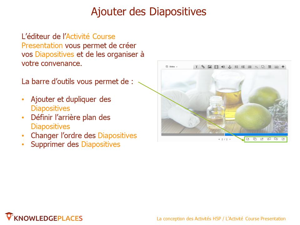 L'Activité Course Presentation (3)