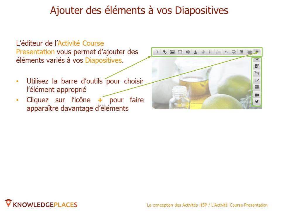L'Activité Course Presentation (4)