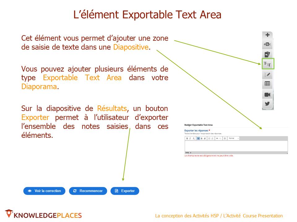 L'Activité Course Presentation (6)