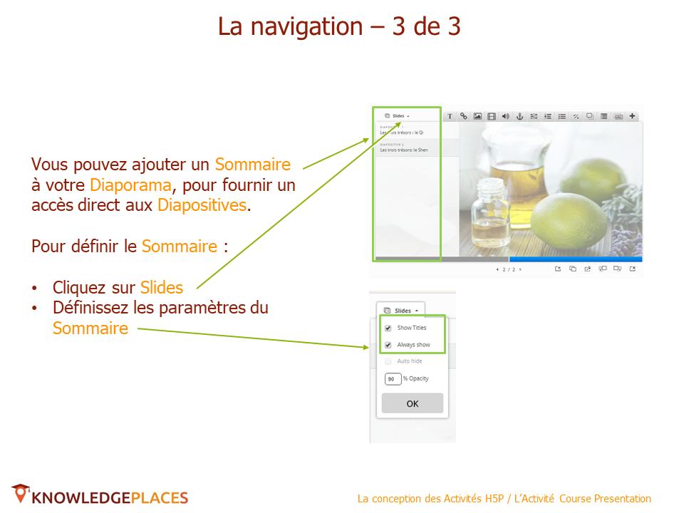 L'Activité Course Presentation (9)
