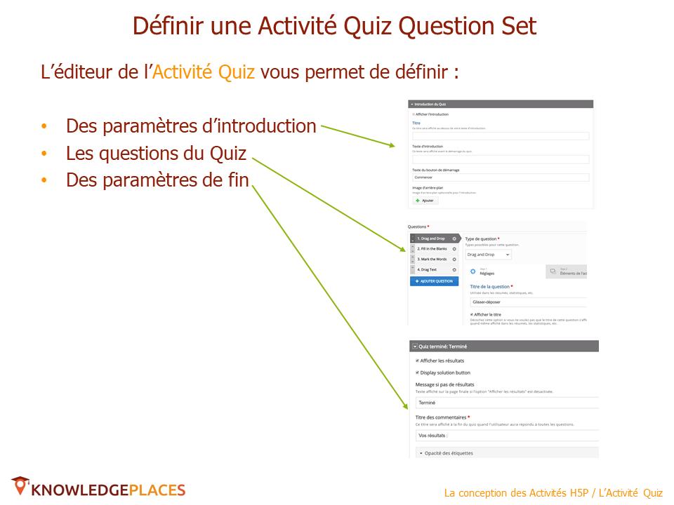 L'Activité Quiz (3)