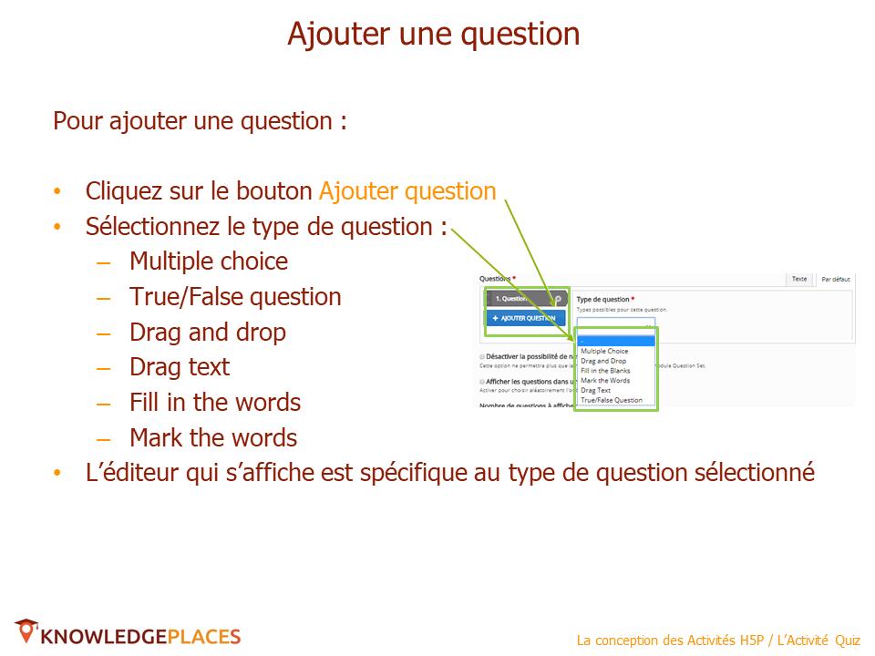 L'Activité Quiz (4)