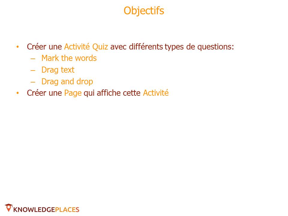 L'Activité Quiz - exercice (1)