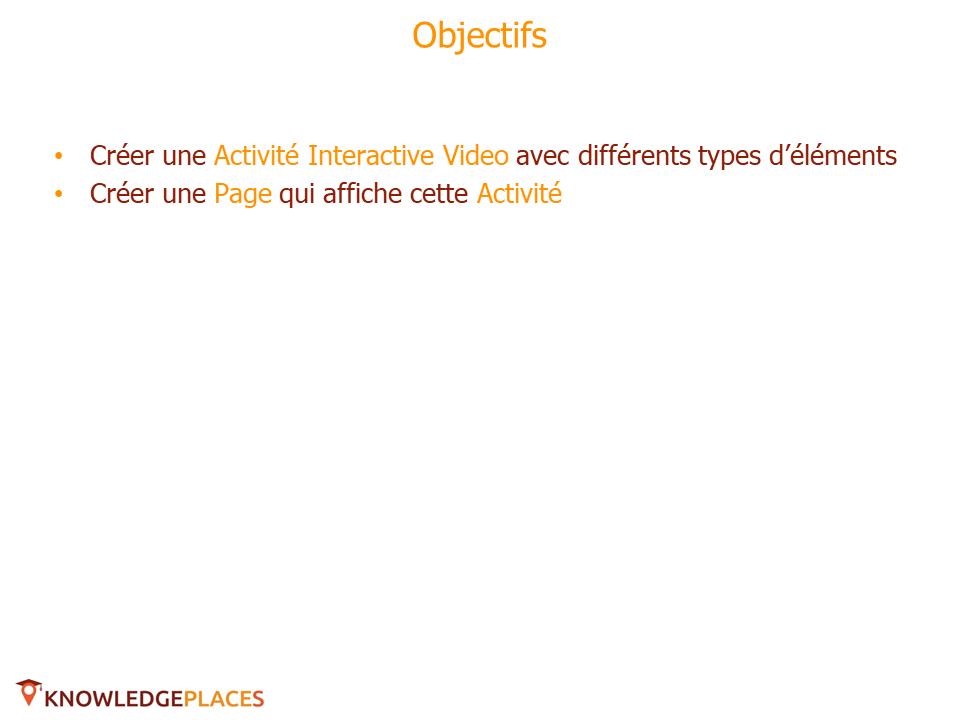 L'Activité Vidéo Interactive - exercice (1)