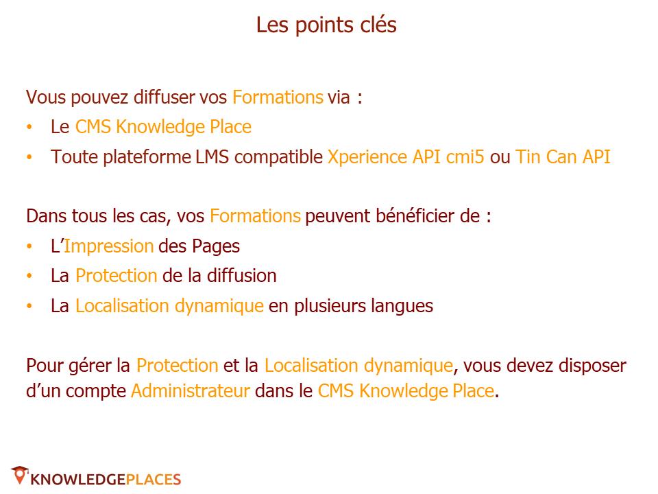 La diffusion des formations (2)
