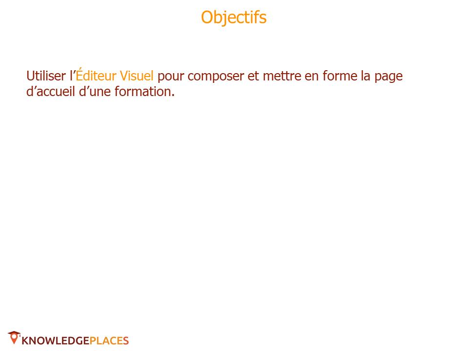 Le contenu et le design des blocs - exercice(1)
