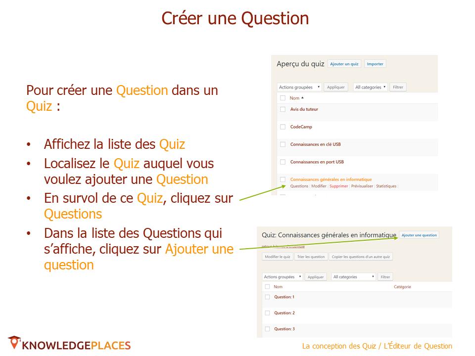L'editeur de questions (2)
