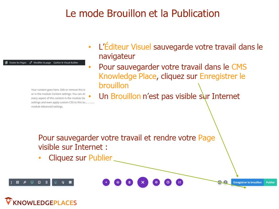 L'éditeur visuel et la mise en page par blocs (12)