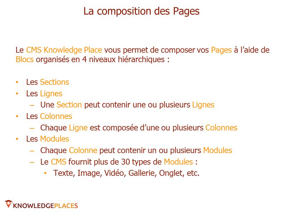 L'éditeur visuel et la mise en page par blocs (3)